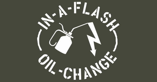 In-A-Flash Oil Change