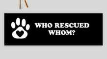 Who Rescued Whom?