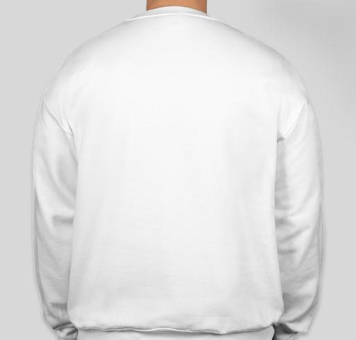 Hermon Crewneck Fundraiser Fundraiser - unisex shirt design - back