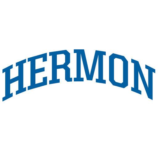 Hermon Crewneck Fundraiser shirt design - zoomed