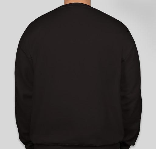 Support A Jailhouse Lawyer's Manual Fundraiser - unisex shirt design - back