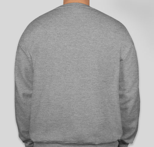 The Burlington School 2020 Fundraiser - unisex shirt design - back