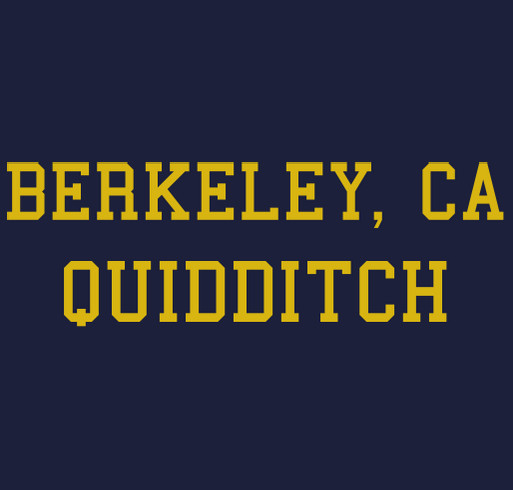 Help Cal Quidditch get to World Cup VII shirt design - zoomed