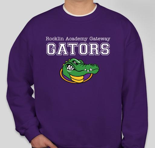 RA Gateway Campus Enhancements Fundraiser - unisex shirt design - front