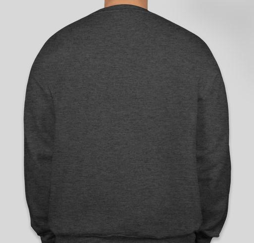 Eire means Ireland Fundraiser - unisex shirt design - back