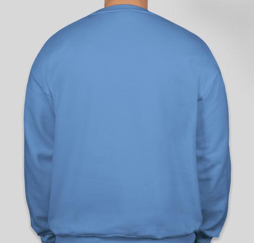 WTSR Crewneck Fundraiser Fall 2020 Fundraiser - unisex shirt design - back
