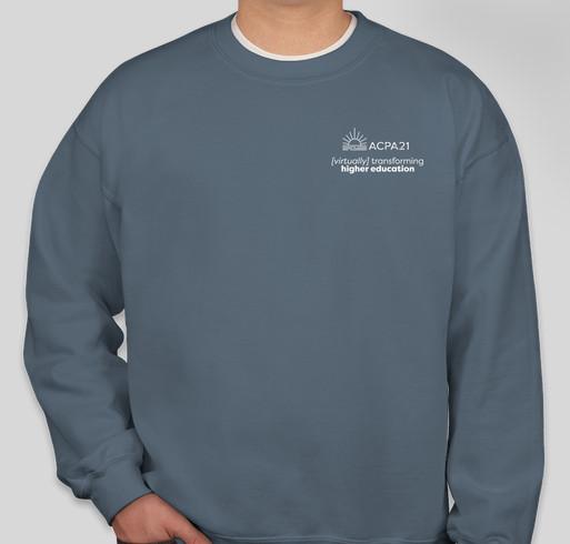 Gildan Midweight 50/50 Crewneck Sweatshirt