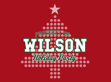Wilson Holiday Party