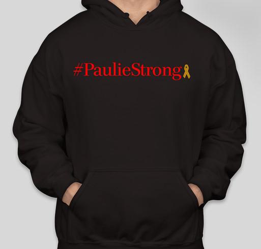 #PaulieStrong Paul Ulysses Jimenez Vs. Rhabdomyosarcoma Fundraiser - unisex shirt design - front