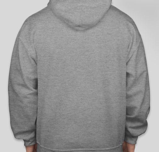 NYCARG Sweatshirt Fundraiser Fundraiser - unisex shirt design - back
