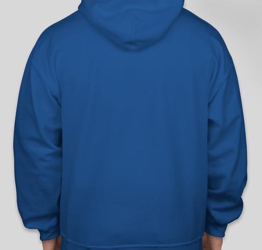 MAC Knight's Tennis Spirit Wear Fundraiser - unisex shirt design - back