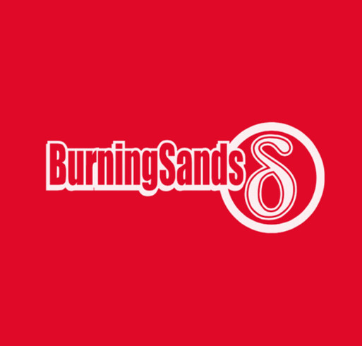 BurningSandsStudio-BuildingFund (Annual) shirt design - zoomed