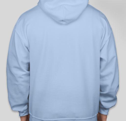 Howdy Homemade Ice Cream Online Store Fundraiser - unisex shirt design - back