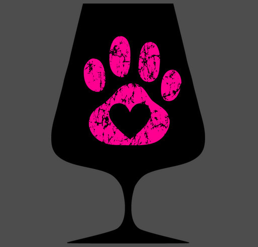 PAWS Hoody Fundraiser! shirt design - zoomed