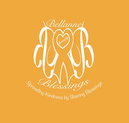 Spread Kindness shirt design - zoomed