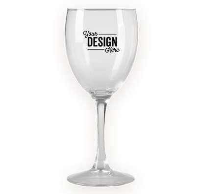 8.5 oz. Wine Glass - Clear