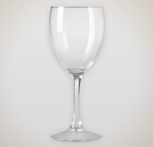 8.5 oz. Wine Glass - Selected Color