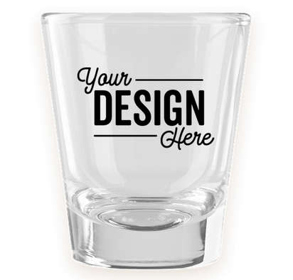 1.5 oz. Shot Glass - Clear