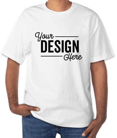 Hanes Beefy T-shirt - White