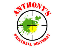 Anthony's Paintball Birthday