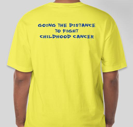 The Super Drue B Diamond Swords-Alex's Million Million official shirt Fundraiser - unisex shirt design - back