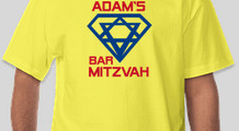 adam's bar mitzvah