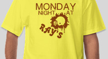 monday night at ray's