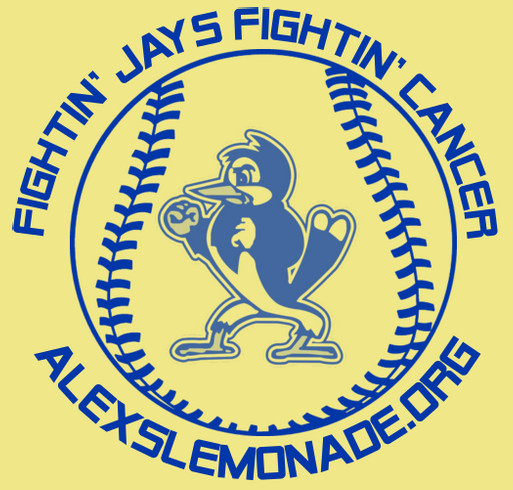 Etown Fightin Jays shirt design - zoomed