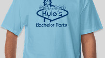 kyle's bachelor party
