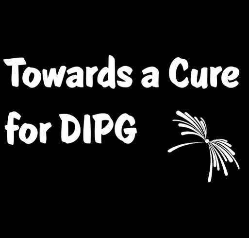 DIPG Research: Evan's Crew Fundraiser shirt design - zoomed
