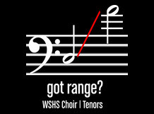 Got Range? Tenors