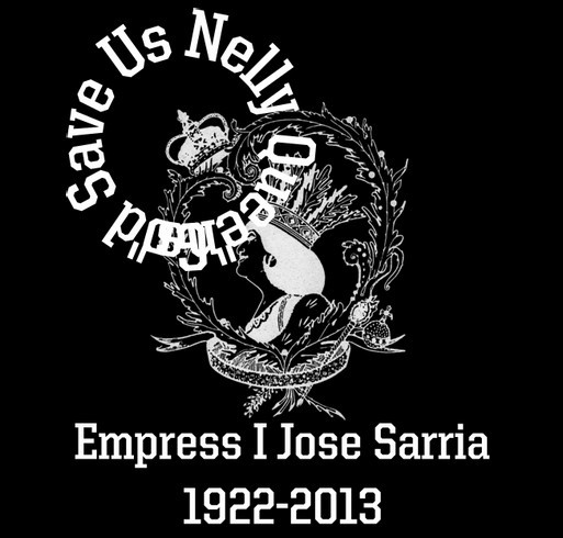 Honor Mama Jose and Support the film Nelly Queen: The Life and Times of Jose Julio Sarria shirt design - zoomed