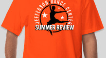 Jefferson Dance Center Shirt