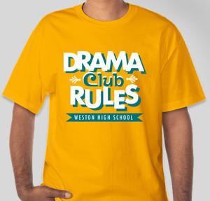 Drama Club Rules