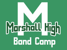 marshall high band camp