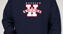 woodson swimming