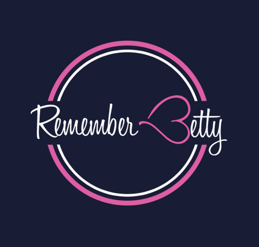 Remember Betty 2016 Shirts shirt design - zoomed