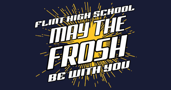 May the Frosh Be With You