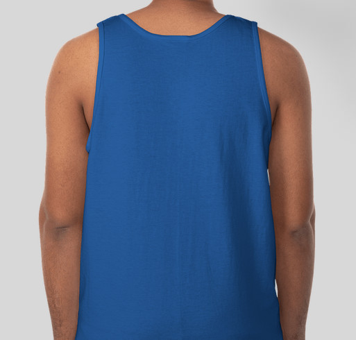 Talk to the PAW!! Fundraiser - unisex shirt design - back