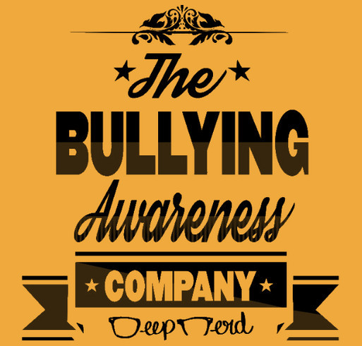 Deep Nerd Magazine (Anti-bullying company kickstarter) shirt design - zoomed
