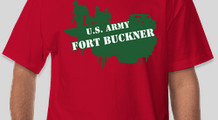 US Army Fort Buckner
