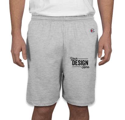 Champion Gym Shorts - Silver Grey