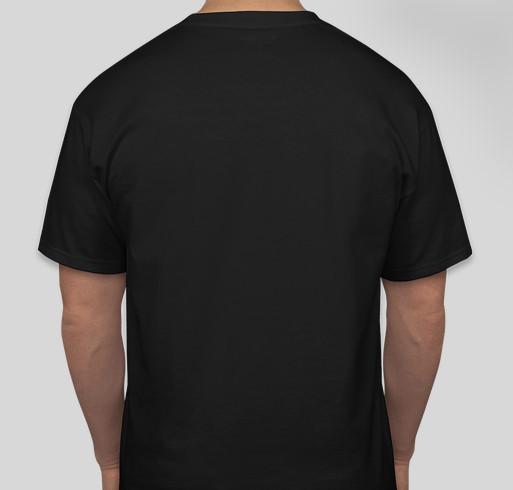 2021 Lakota Dakota Nakota Language Summit Fundraiser - unisex shirt design - back