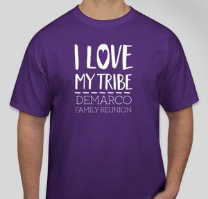 Family Reunion T-Shirt Designs - Designs For Custom Family Reunion ...