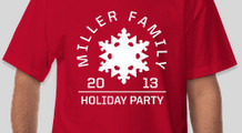 Family Holiday Party