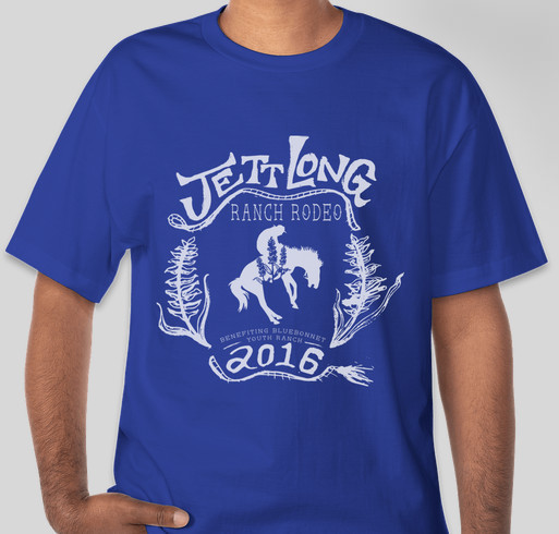 Jett long annual ranch rodeo benefiting bluebonnet youth for Ranch dress n rodeo shirts