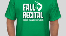 Fall Dance Recital