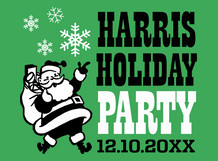 Harris Christmas Party