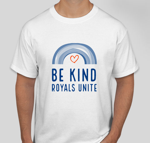 2021 Georgetown Royals Unity Day! Fundraiser - unisex shirt design - front