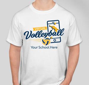virtual volleyball